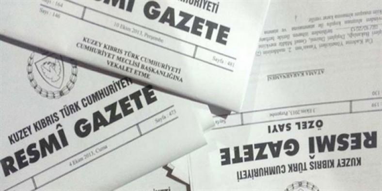 """""""Gazimağusa, İskele ve Yeniboğaziçi Emirnamesi""""nde süre ibaresi kaldırıldı"""