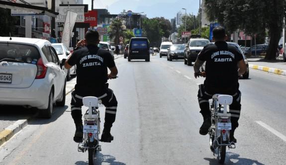 Girne'de elektrikli bisiklet dönemi
