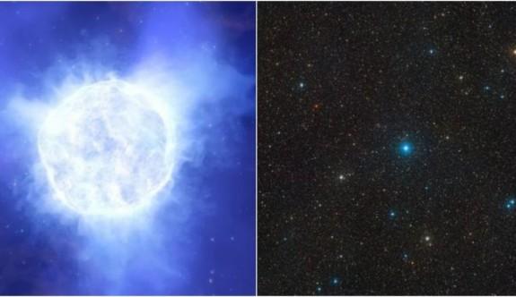 Gizemli Bir Şekilde Ortadan Kaybolan Mavi Işıklı Dev Yıldız
