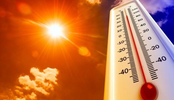 Hava sıcaklığı 40 dereceye çıkıyor