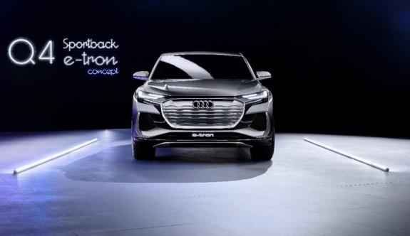 İşte Audi'nin en yeni elektrikli SUV modeli