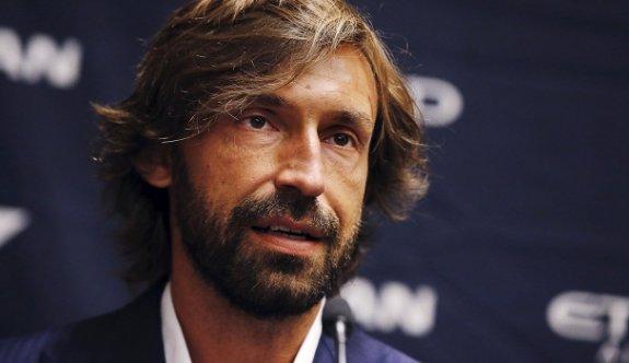 Juventus'tan Pirlo'ya sürpriz görev