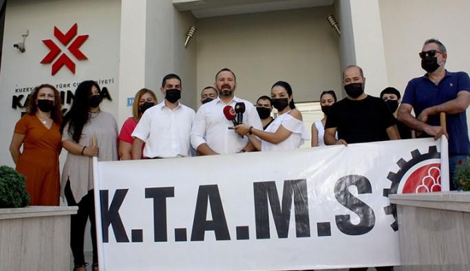 Kalkınma Bankası'na protesto