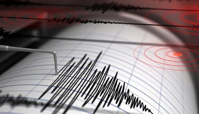 Kıbrıs açıklarında deprem