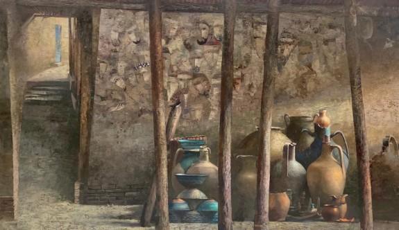 Kıbrıs Sanat Müzesi 33 sanatçıya ev sahipliği yapıyor