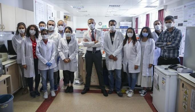 Kıbrıslı Türk profesör ve ekibinin büyük başarısı
