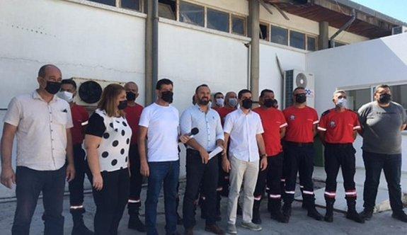 KTAMS, Ercan konusunda uyardı