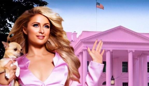 Paris Hilton da ABD Başkanlığı'na aday