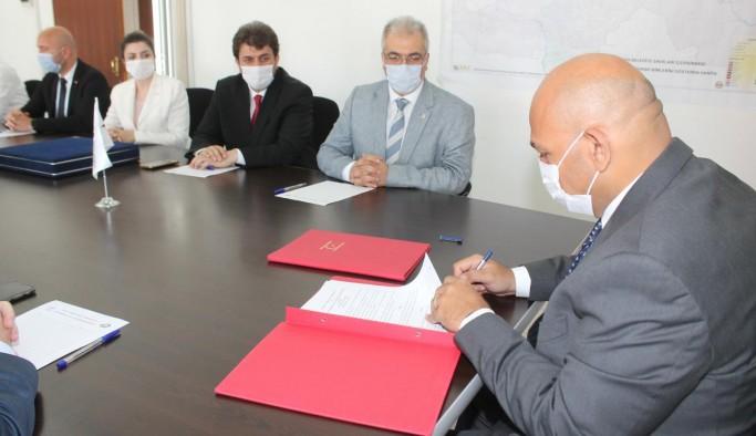 TC ve KKTC arasında yapı işlerinde işbirliği