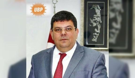 UBP Girne İlçe Başkanlığı'na Berova getirildi