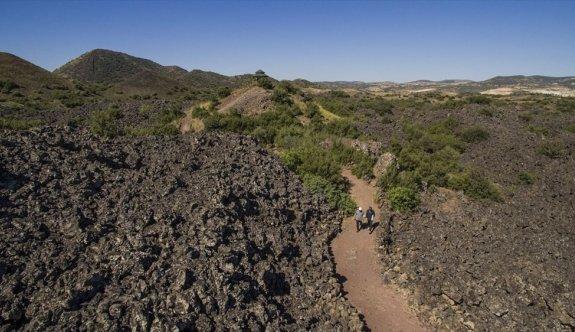 Volkanik parka UNESCO'dan tam not