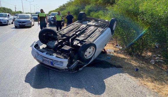 Zincirleme kaza ucuz atlatıldı