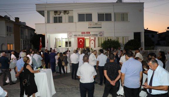 Ada-Sen Merkez binası hizmete açıldı