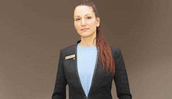 Alman itfaiyesine Türk kadın başkan