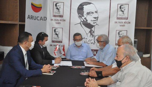 ARUCAD ile Dr. Küçük Vakfı arasında önemli işbirliği