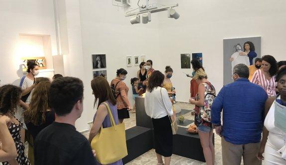 ARUCAD öğrencilerinin Yaz Sergisi açıldı