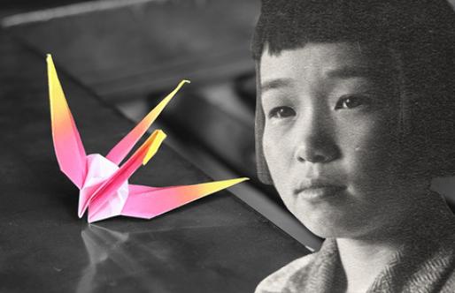 Atom Bombasıyla Kavrulan Şehirde Barışın Simgesi Haline Gelen Japon Kız