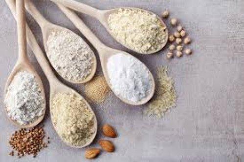 Beyaz un yerine kullanılabilen 7 glutensiz un