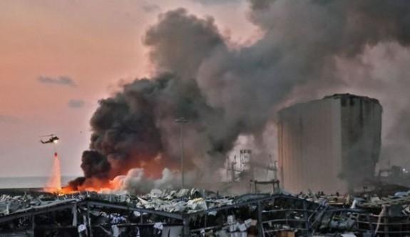 Beyrut'taki patlama anının görgü tanıkları felaketi anlattı