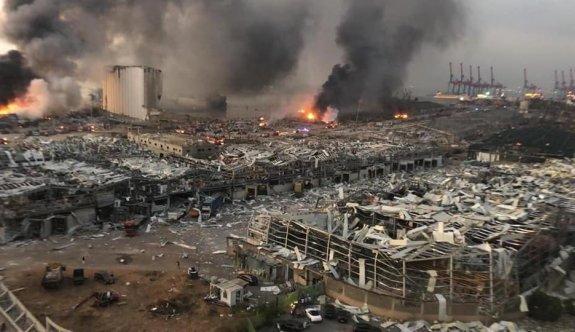 Beyrut'taki patlamada ağır bilanço