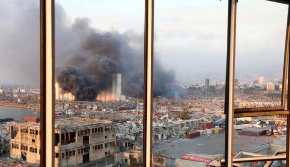 Beyrut'taki patlamayla ilgili 16 kişi gözaltına alındı