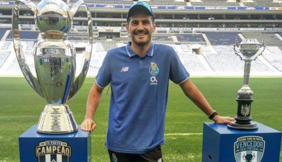 Casillas noktayı koydu