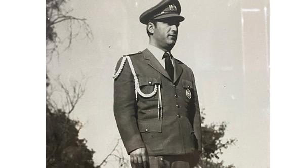 Emekli yüzbaşı Asvaroğlu vefat etti