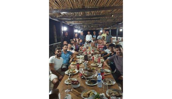 Erenköy'e belediye morali