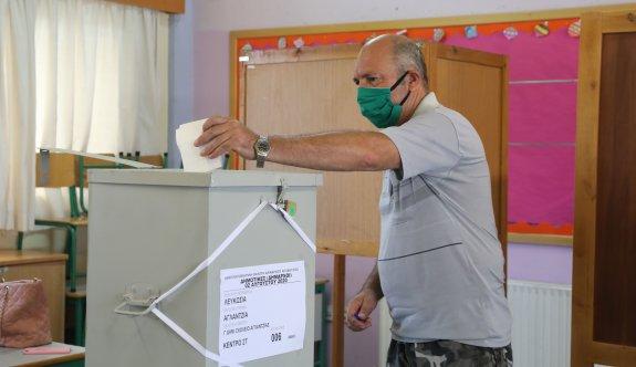 Eylence'nin yeni belediye başkanı Andreas Konstantinu