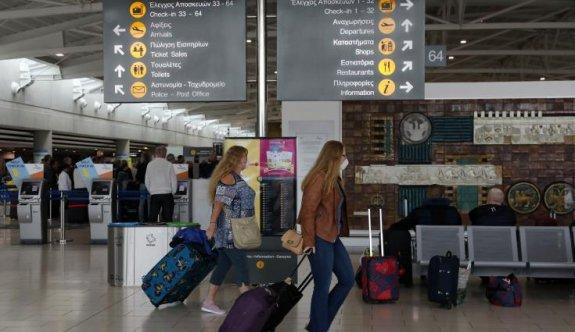 Güney'e turist akışı  yüzde 96,7 geriledi