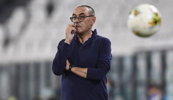Juventus'ta Sarri dönemi bitti