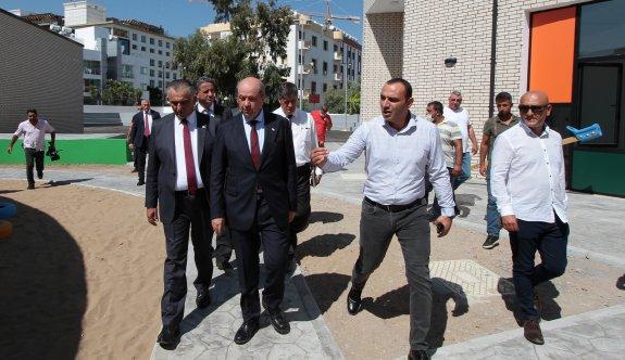 Kabine, Tandoğan ve Çakır'a övgü yağdırdı