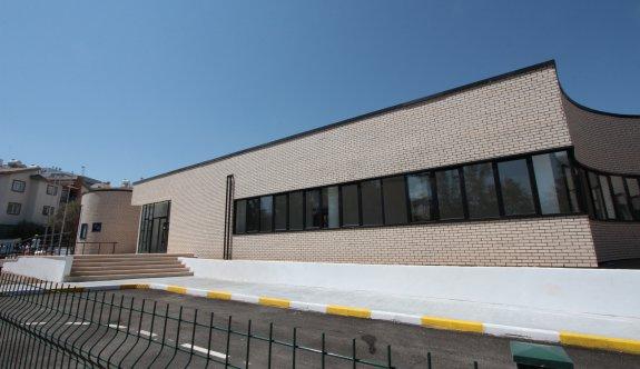 KKTC'nin en modern okulu inşa edildi