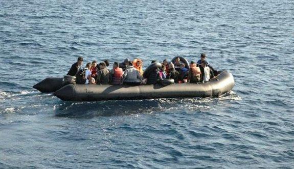Kuzey'den 15 Suriyeli kaçak göçmen Güney'e geçti