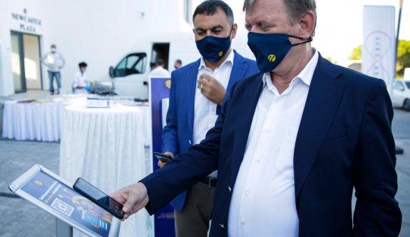 Kuzey Kıbrıs Turkcell'den  Girne'ye yeni satış noktası