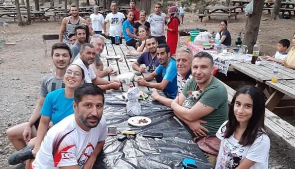 Lefkoşalı Cimnastikçiler, Aksoy'u uğurladılar