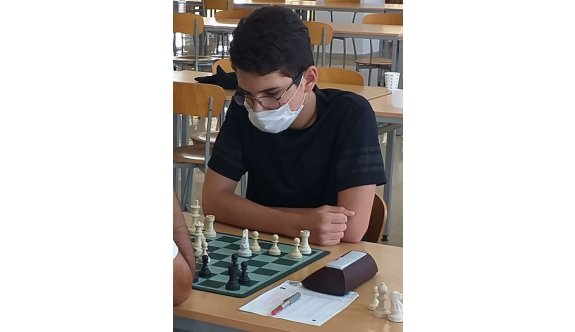 Lefkoşa'nın şampiyonu Tuğberk