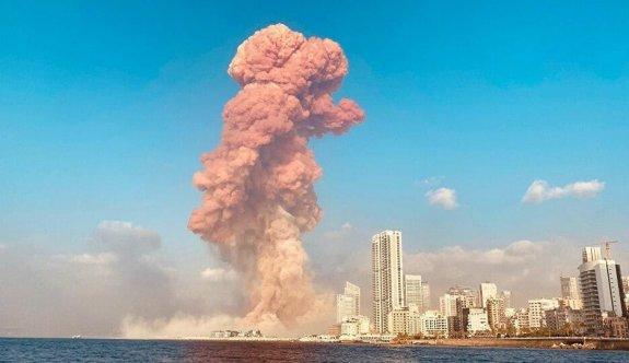 Lübnan'daki patlamaya ilişkin kafa karıştıran açıklama