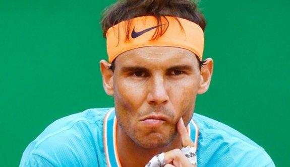 Nadal ABD Açık'tan çekildi