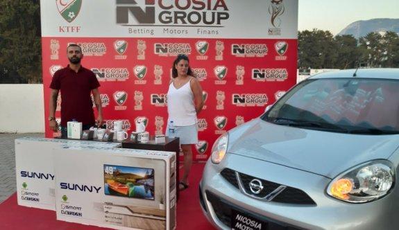 Nicosia Group, hediyeleri görücüye çıkardı