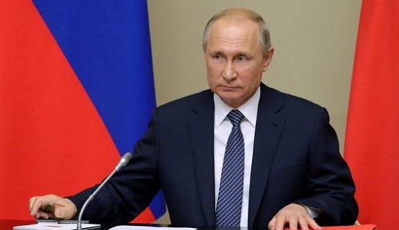 Putin'den Güney'de uyarı