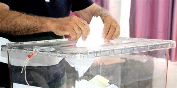 Seçim takvimi ve yasaklar bugün başladı