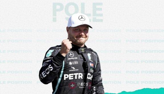 Sıralama turlarının en hızlısı Valtteri Bottas