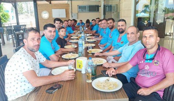 Takımların tercihi, Eroza Tatil Köyü
