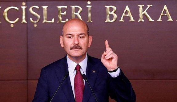 Türkiye İçişleri Bakanlığı toplam sayıyı açıkladı