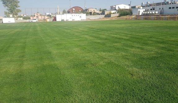 100. Yıl Stadının zemini iyileştiriliyor