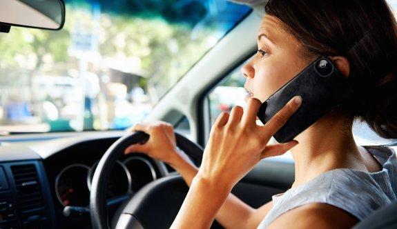 Araç kullanırken telefonda konuşmaktan ne zaman vazgeçeceğiz?