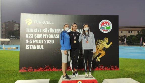 Atletlerimiz Türkiye şampiyonu