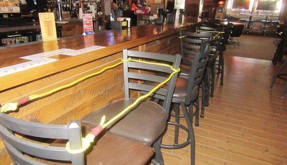 Bar işletmecileri şikayetçi