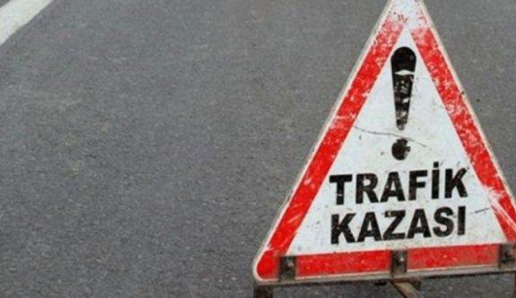Bir haftada 40 trafik kazası meydana geldi